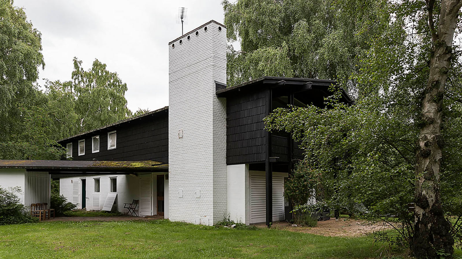 Esken - Svenn Eske Kristensen's private holiday home
